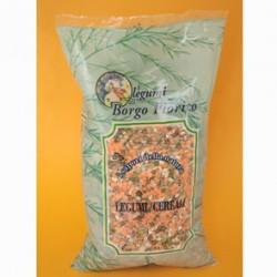 Minestra Legumi/Cereali cell. 500g